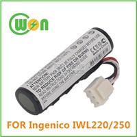 Ingenico IWL220, iWL250 Replacement iWL Battery