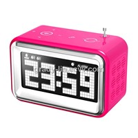 LED Alarm Clock Radio