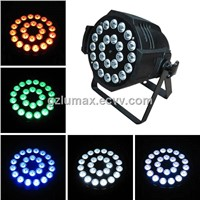 LED Par Light 18*15w RGBWAP 6 in 1 DMX 10CH 3-pin XLR Stage Light Party Light