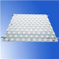 Lens Attached MCPCB LED Board/LED Module/LED Panel for Backlight
