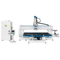 MA2513 Table-moving CNC Router