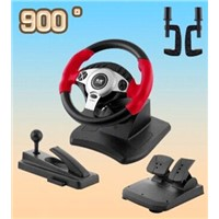 MANUFACTURER OF XBOX360 PC2/PC1 STEERING WHEEL