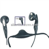 MP3 head set with volume control (OM-3323)