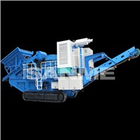 MP-C Mobile Cone Crushing Plant Movable Crushing Plant