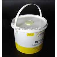 5L Wet Wipes Plastic Bucket