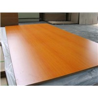 Melamine Paper overlay Faced  plywood
