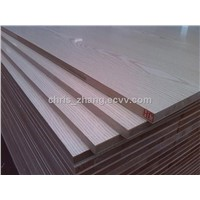Melamine faced blockboard hardwood core 15mm 18mm