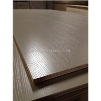 Melamine Faced Plywood, Oak Color