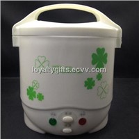 Mini electric warm heated lunch box Rice Cooker