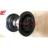 Mini excavator undercarriage spare partsTrack roller/Bottom roller/ Low roller/ Down roller  B37-2