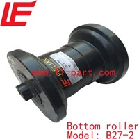 Mini excavator undercarriage spare parts Track roller B27-2