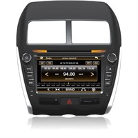 Mitsubishi asx special car dvd player with Ipod/Iphone/RDS/SD/BT/SD