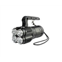 Most Powerful 4 X CREE XML U2 LED Handheld Hunting Torch SG-PF90