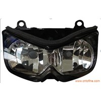 Motorcycle Parts head light for 08-12 KAWASAKI-NINJA ZX250R