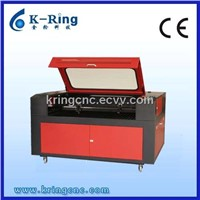 Motorized rotary table laser machine KR1610