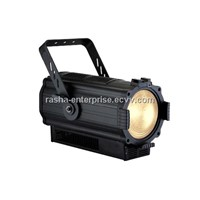 NEW ARRIVAL 200W COB White LED Profile Wash With Dimmer,Zoom,Strobe Function,DMX512,LED Leko