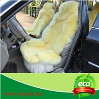 Natural Australian Sheepskin Car Seat Covers