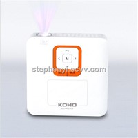 New DLP mini pocket LED projector 1080p android wifi projector smart wireless projector