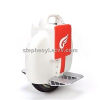 New Max load 120KGs F-wheel Q3 white color self balancing electric scooter electric unicycle