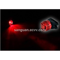 New Waterproof Red LED Bike Tail Lights
