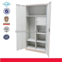 New design 2 door office steel almirah