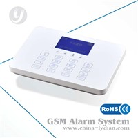 New launched touch screen wireless gsm alarm system