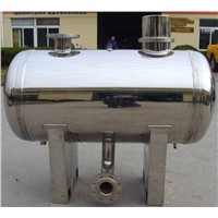 Non Negative Pressure Steady Flow Tank