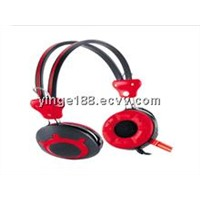 Notebook computer stereo Headset