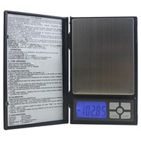 Notebook scale,500g/0.01g