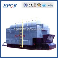Oil gas dual fuel  Grade A manufacturer of China steam boilers