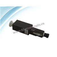 Optical fiber attenuator >> MU Plug Type Fixed attenator