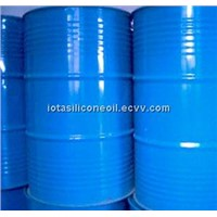 Organosilicon methyl transparent resin