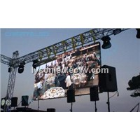 P7 Outdoor Full Color Waterproof LED Display Screen
