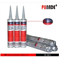 one component PU Windscreen Sealant/Adhesive/Glue (PU8611)
