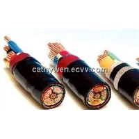 PVC Insulated, PVC Sheathed and Armoured Power Cable