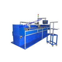 Paint Roller Winding Machine