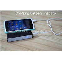 Perfume 2600mAh External battery power pack for iphone Samsung HTC