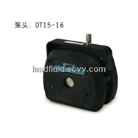 Peristaltic Pump head DT15 (PPS material-easy load,gap adjustable)1,2,4,8channels,Chemical resistant