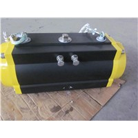 Pneumatic Actuator,Rack Pinion type.Rotary Quarter turn,Double acting and spring return