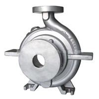 Precision Casting for Pump Case (HY-IPV-007)