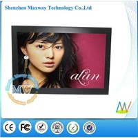 Professional ad functions 17 inch lcd media player