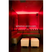Promotion Intelligent Bar LED Wall Washer Light RGB color Mixing