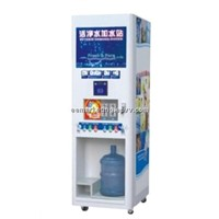 Ro reverse osmosis pure water vending machine coin/note/credit card operated