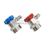 Refrigeration Parts Male Quick Coupler QC-HM/LM