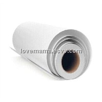 Roll sublimation transfer paper for textile