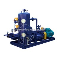 Roots Rotary Piston Pump System for transformer vacuum drying