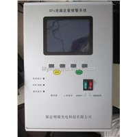 SF6 Gas Leakage Alarm System