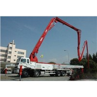 XCMG, SANY BRAND Concrete Pump Truck With Swching technology
