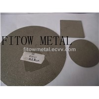 SS316L sintered filter sheet