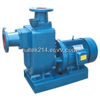 Self-Suction Pump